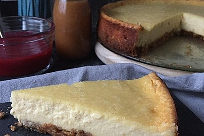 """Amerikanischer New York Cheesecake - so wie der berühmte """"Lindy's"""" 44"""