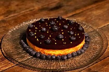 """Amerikanischer New York Cheesecake - so wie der berühmte """"Lindy's"""" 9"""