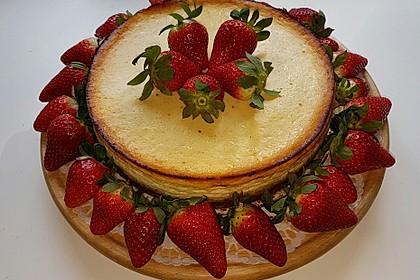 """Amerikanischer New York Cheesecake - so wie der berühmte """"Lindy's"""" 12"""