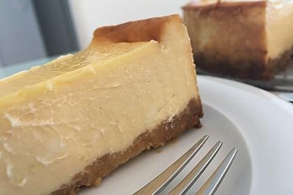 """Amerikanischer New York Cheesecake - so wie der berühmte """"Lindy's"""" 19"""