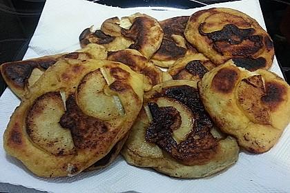 Leckere Pfannkuchen ohne Zucker