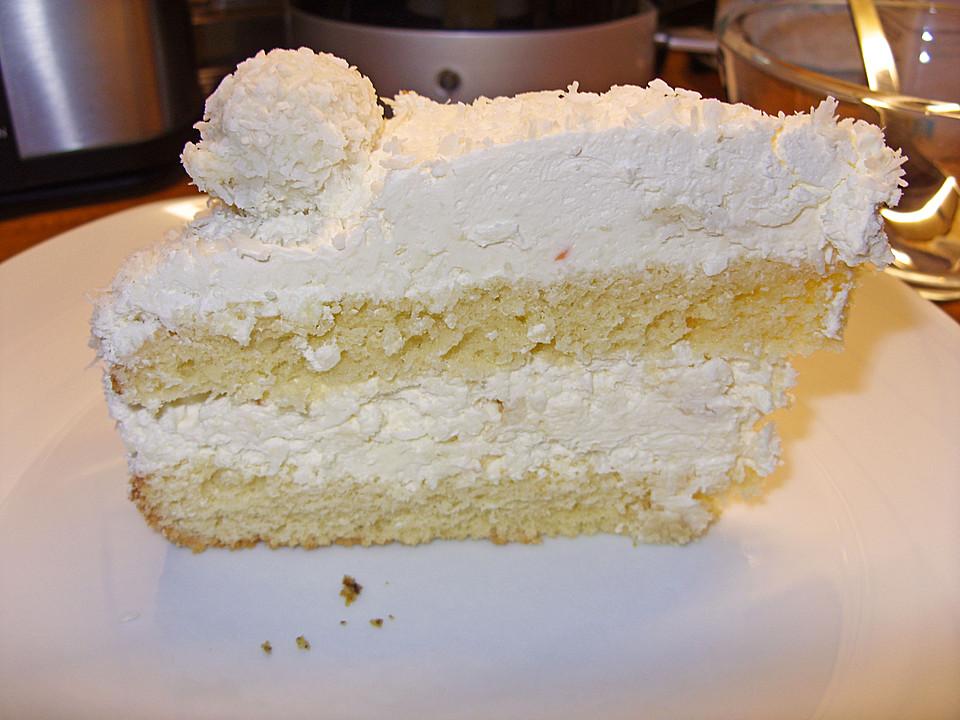 Raffaello Torte Von Keinohrhase1 Chefkoch De