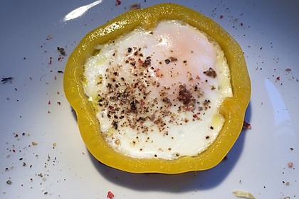 Paprika-Spiegelei 16