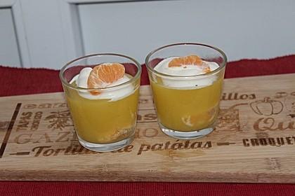 Orangenpudding à la Diddi