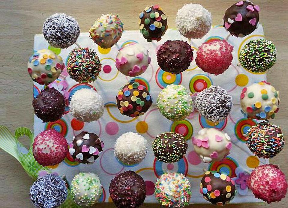 Zweierlei Cake Pops Von Schniposa285 Chefkoch
