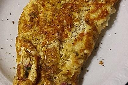 Frühstücks- Pfannenpizza 15