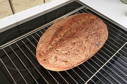 Brot mit Bier gebacken 14