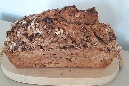 Brot mit Bier gebacken 10