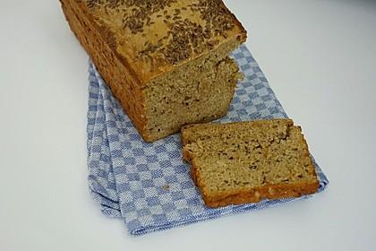 Brot mit Bier gebacken 20