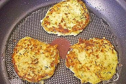 Kartoffel-Zucchini-Puffer 1