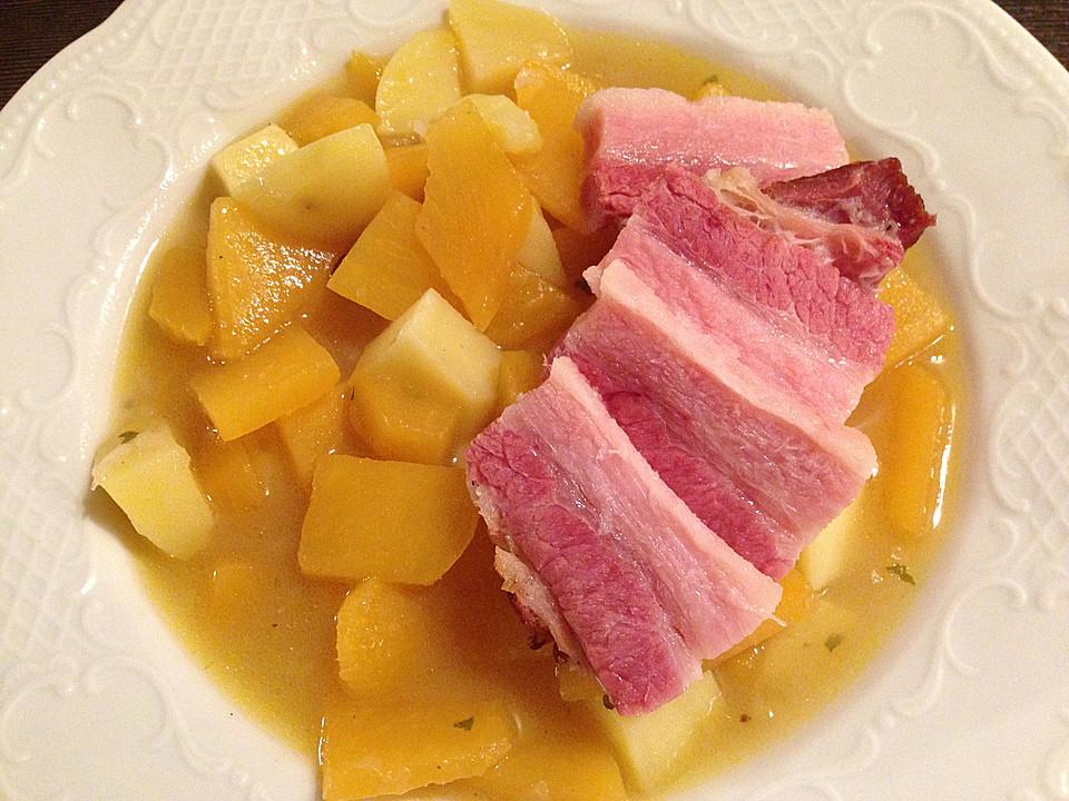 Kohlrüben Mit Schweinebauch Von Riga53 Chefkochde
