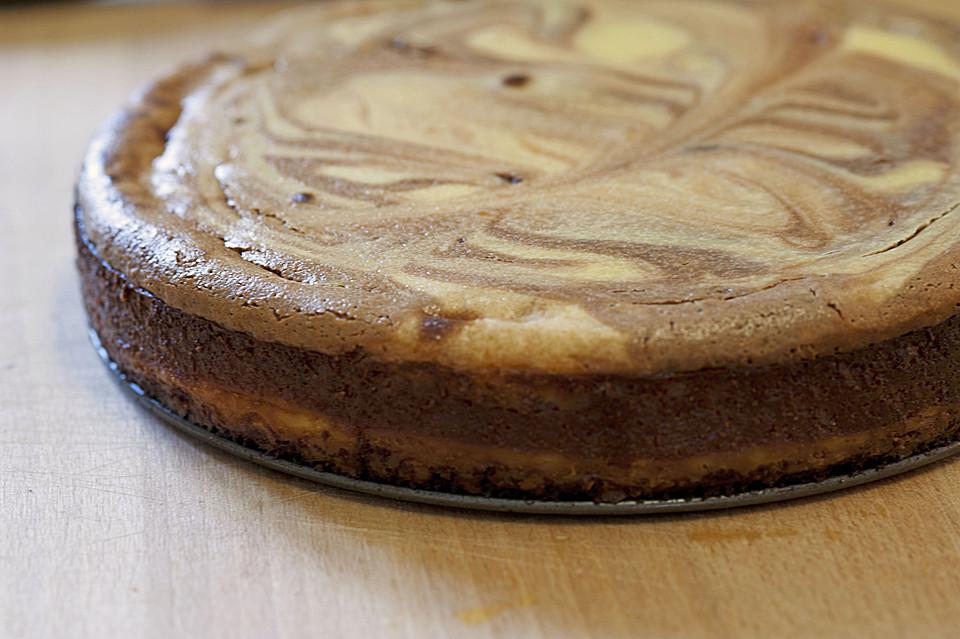 Marmor Cheesecake Von Livipivi Chefkoch De