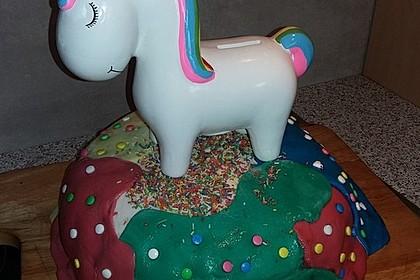 Regenbogen-Torte 28