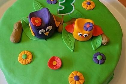 Regenbogen-Torte 21