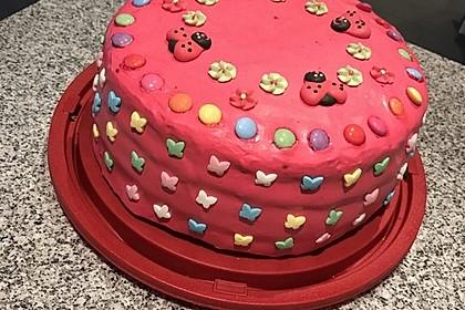 Regenbogen-Torte 15