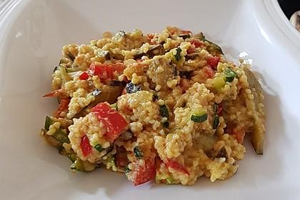 Leichte Schnelle Sommerküche : Leichte schnelle couscous pfanne von missnoir chefkoch