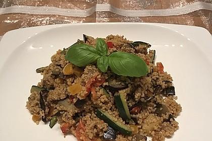 Leichte Sommerküche Pfiffig Und Schnell : Leichte schnelle couscous pfanne von missnoir chefkoch