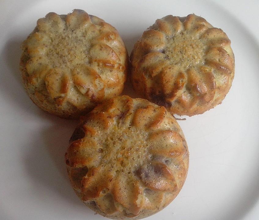 Lowcarb Muffins Mit Beeren Von Epii Chefkoch De