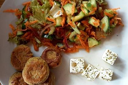 Schnelle Falafel aus Kichererbsenmehl 15