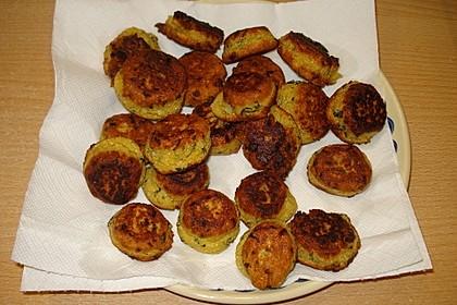 Schnelle Falafel aus Kichererbsenmehl 19