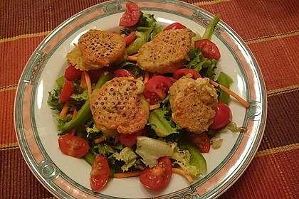 Schnelle Falafel aus Kichererbsenmehl 17