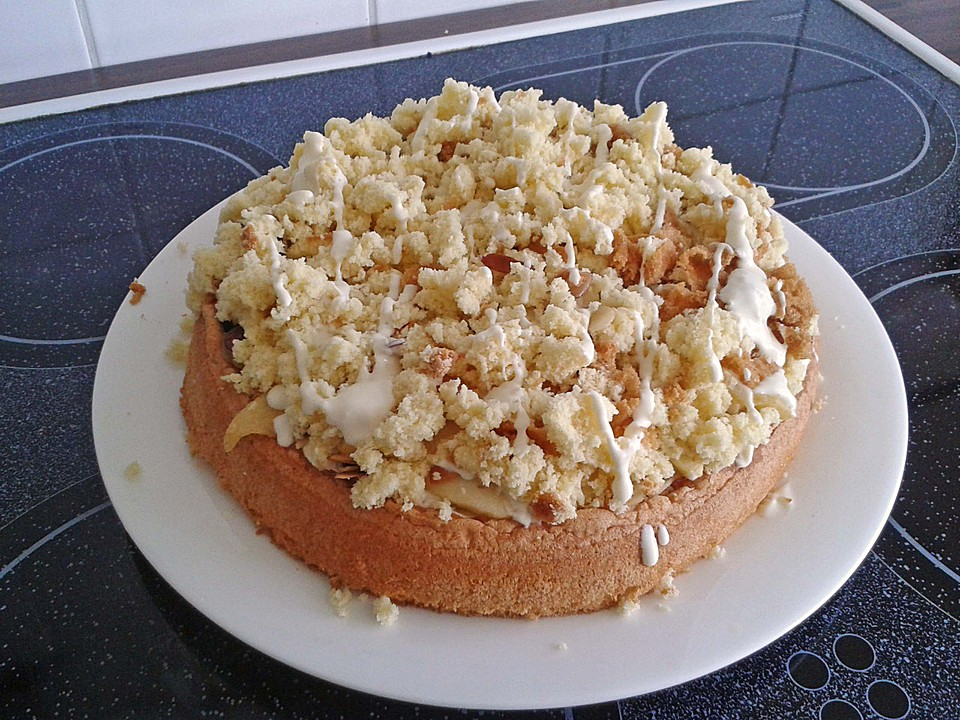 Apfel Quark Mascarpone Kuchen Von Anjuschka92 Chefkoch De