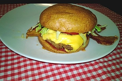 Dirtys BBQ-Bacon Royal TS Burger 4