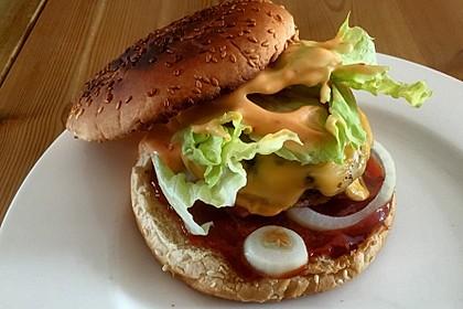 Dirtys BBQ-Bacon Royal TS Burger 6