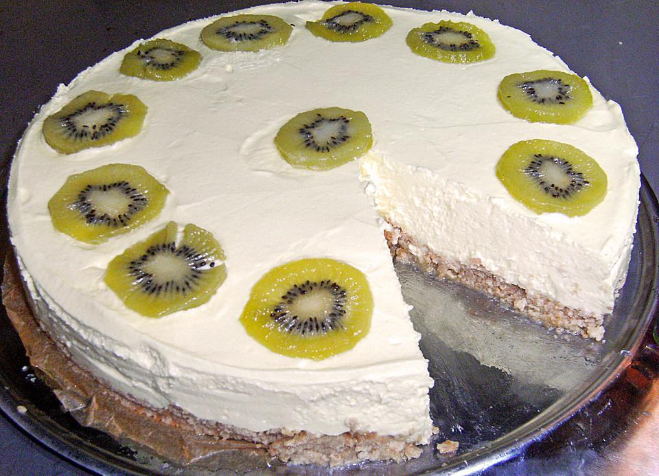 Philadelphia Torte Zitrone Limette Von Lena1977 Chefkoch De