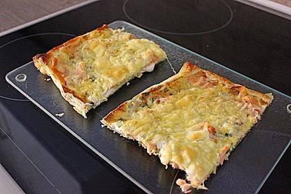 Lachs-Kuchen