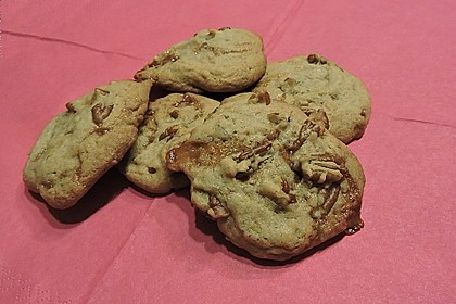 Pecan Karamellcookies 1