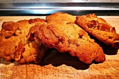 Pecan Karamellcookies