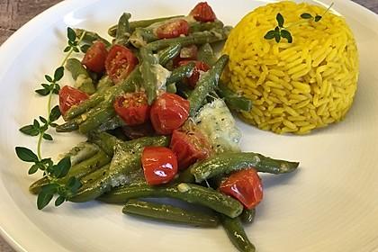 Reis, einfach gekocht (Bild)