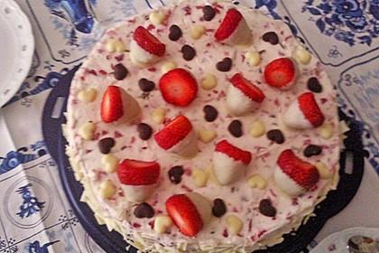 Erdbeer-Yoguretten-Torte à la Nathalie 2