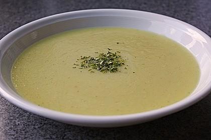 Kohlrabi-Kokos-Suppe 2