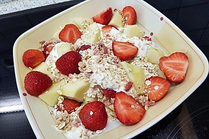 Schnelles Frühstück (Bild)