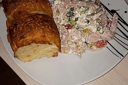 Low Carb Hüttenkäse Salat 14