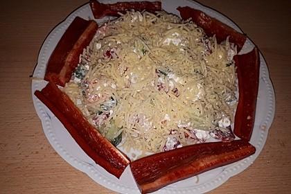 Low Carb Hüttenkäse Salat 12