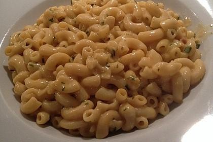 Spaghetti Carbonara ohne Ei (Bild)