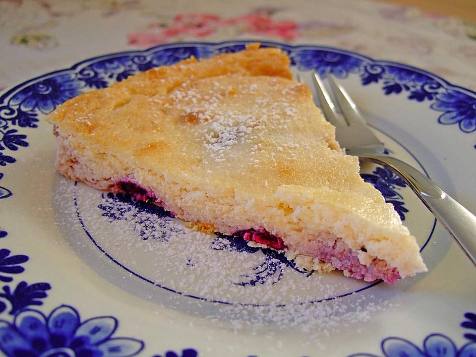 Low Carb Quarkkuchen Mit Fruchten Von Thulina Chefkoch De