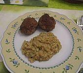 Zucchini-Risotto (Bild)