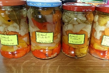 Elkes Mixed Pickles 1