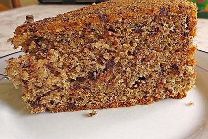 Nuss-Schokolade Kuchen 1