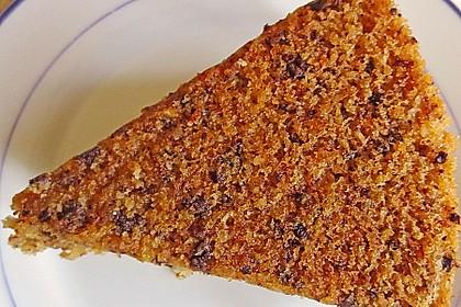 Nuss-Schokolade Kuchen