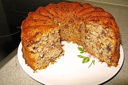 Nuss-Schokolade Kuchen 2