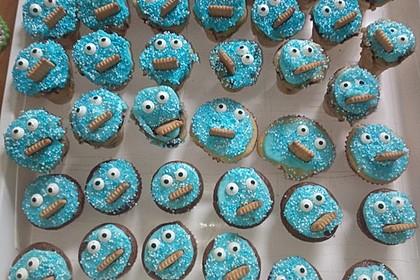 Frosch-Cupcakes 1