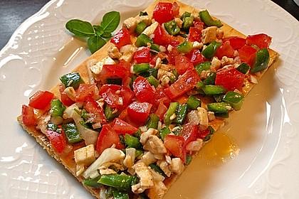 Bruschetta Pizza 1