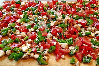 Bruschetta Pizza 4