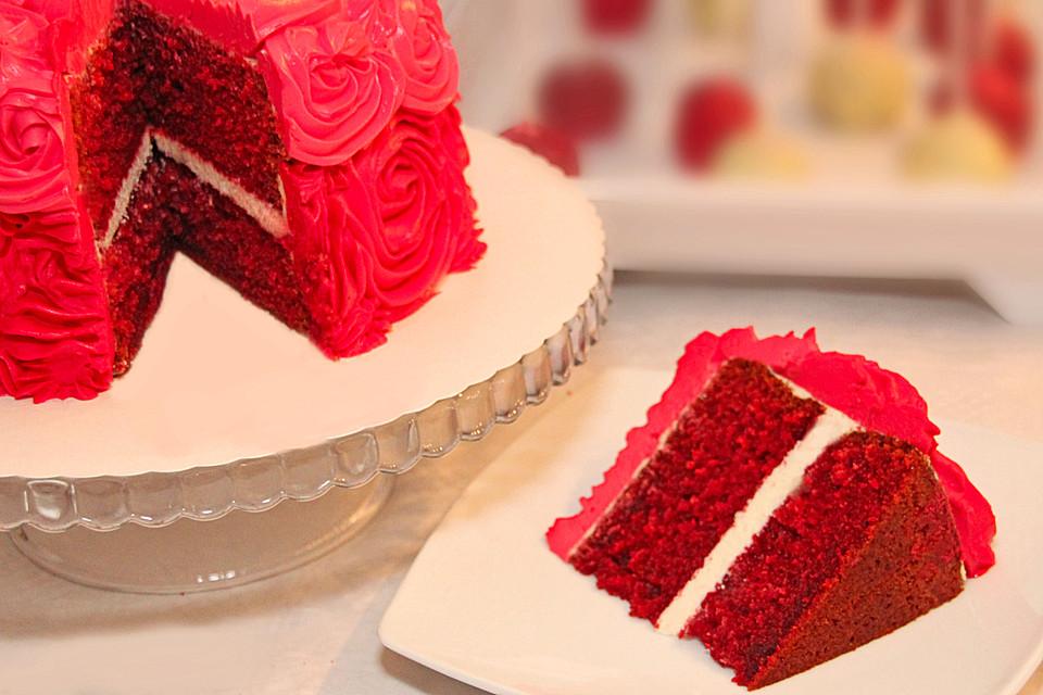 Red Velvet Cake Von Lollik Chefkoch De