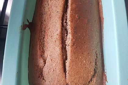 Bananenbrot ohne Mehl und Zucker (Bild)